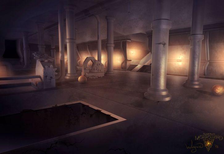 Dwemer Interior Concept 2