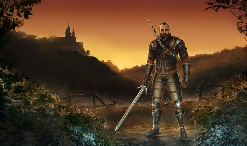Witcher from the East